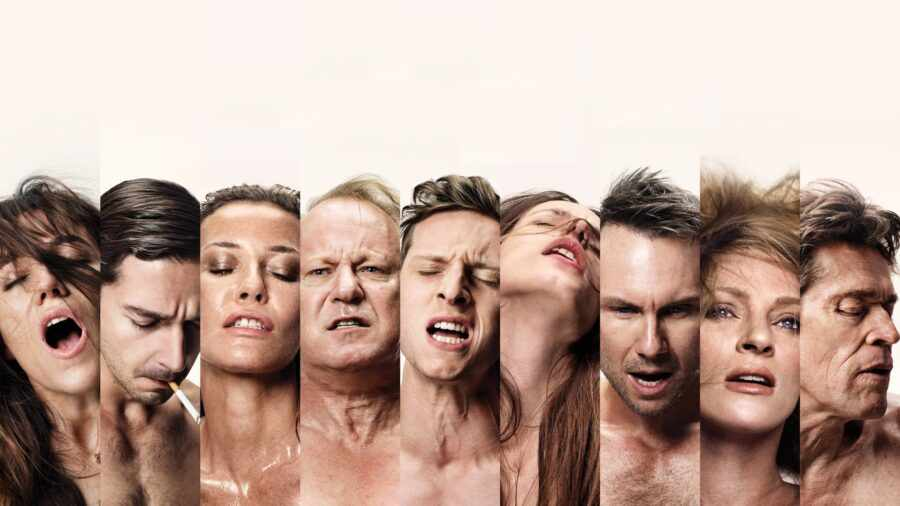 эмоции людей на лице
