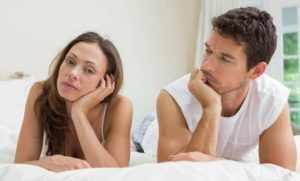 Муж стал холодным в интимном плане