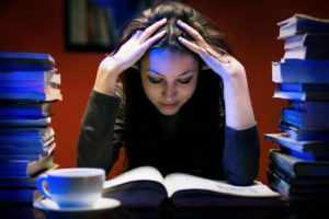 Занятость на учебе