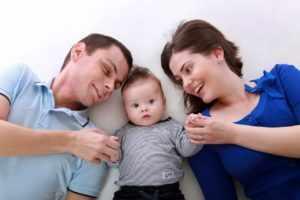Ребенок в семье