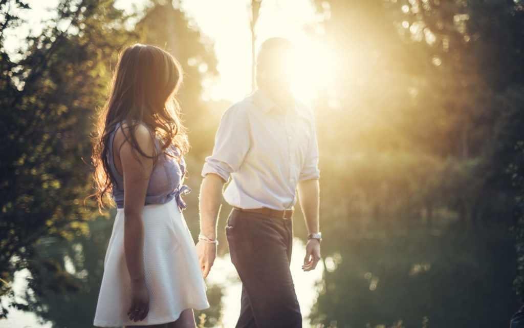 Главные признаки влюбленности
