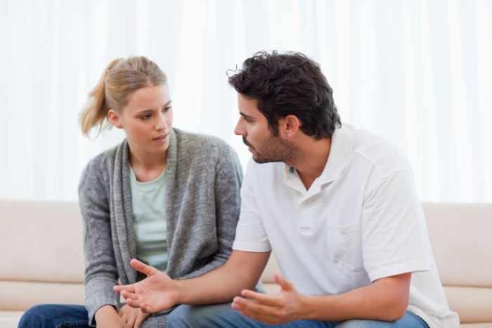 Откровенный разговор с мужчиной