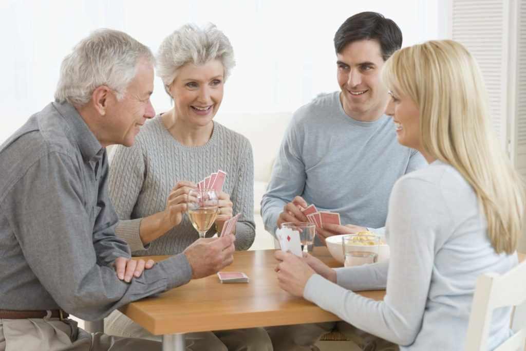 Беседа с родителями девушки