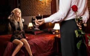 Предложить секс открыто