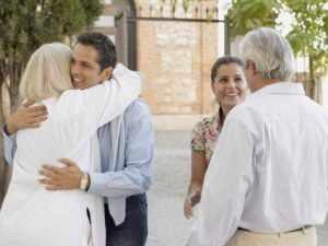 Первая встреча с родителями невесты