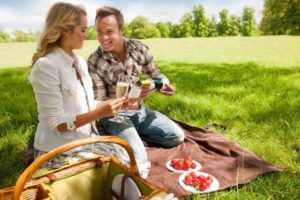 Пикник для двоих