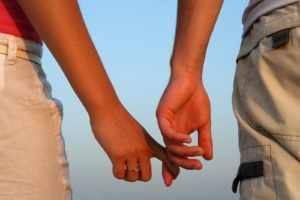 От первой встречи до совместной жизни