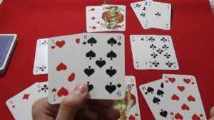 Гадание на парных картах