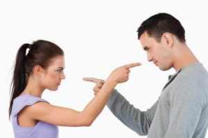 Методы прекращения семейных ссор