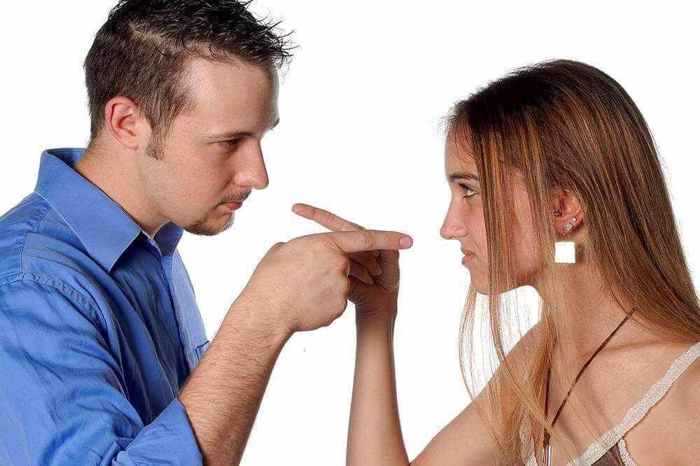 Разговаривать со своим парнем