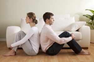 Выяснять отношения с женой