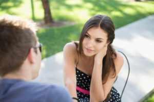 Заинтересовать девушку рассказом