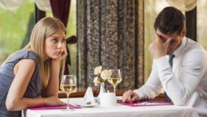 Причины, приводящие к разрыву отношений