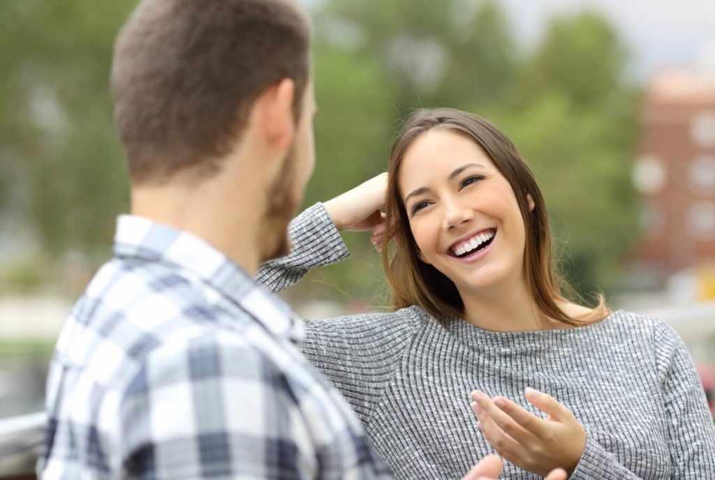 Как заинтересовать красивую девушку