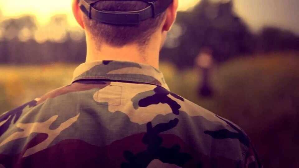 Разрыв во время службы в армии