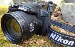 Фотоаппарат в подарок