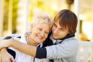 Наладить отношения с матерью