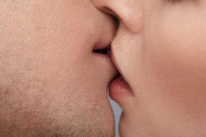 Свежее дыхание при поцелуях