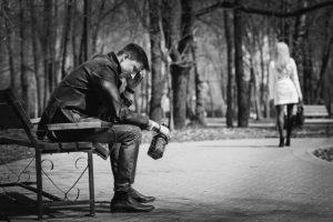 Как не впасть в депрессию после разрыва