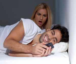 Муж не обращает внимание