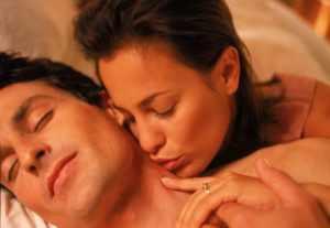 Мужчина и женщина после секса