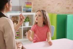 Заниматься с ребенком