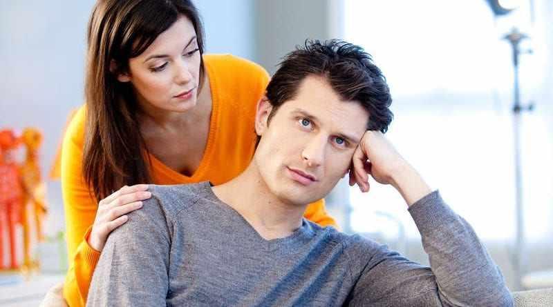 Как извинится перед мужем