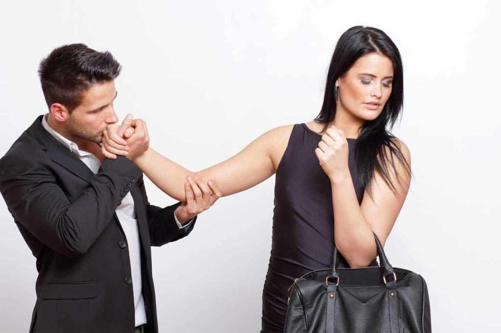 Как отказать женатому мужчине