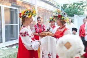 Интересные особенности сватовства на Руси