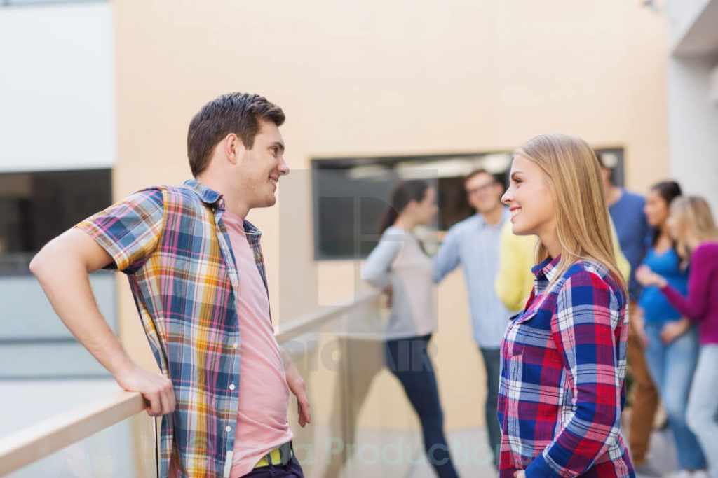 На чем акцентировать внимание при общении с парнем