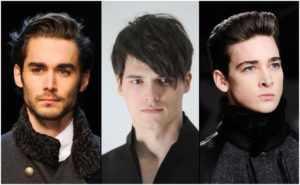 Типы лица у мужчин