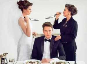 Свекровь и невестка отношения