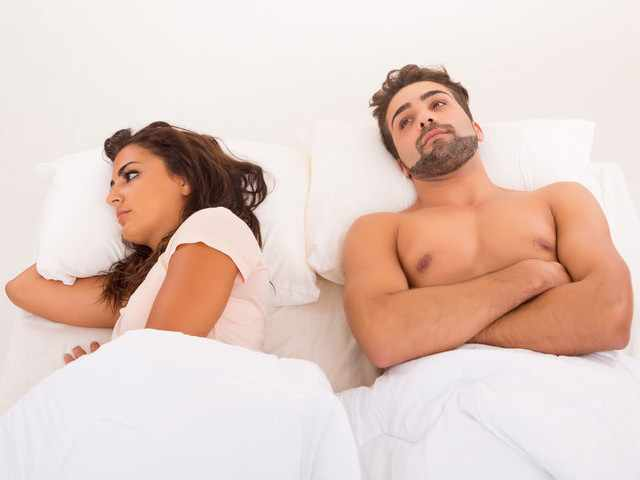 Отсутствие оргазма