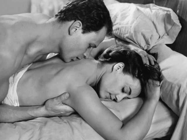 Ласки в постели